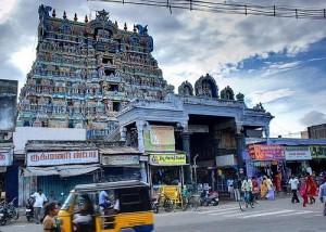 Nellaiappar-Temple Tirunelveli
