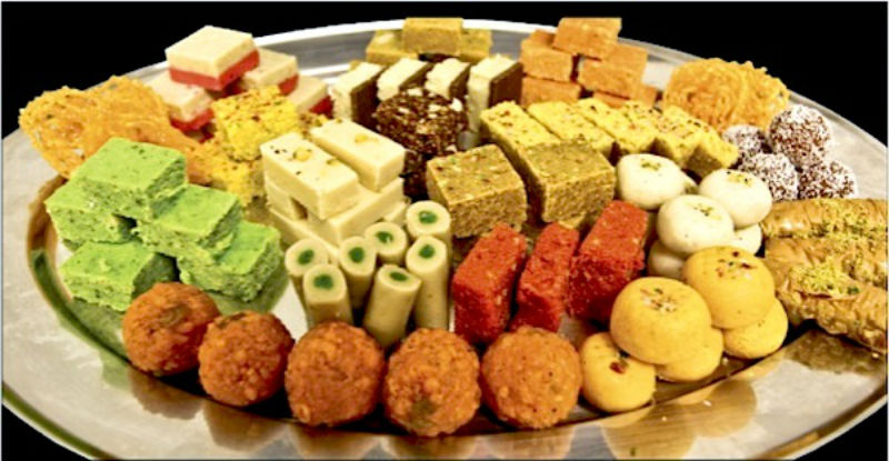 deepavali sweets in India