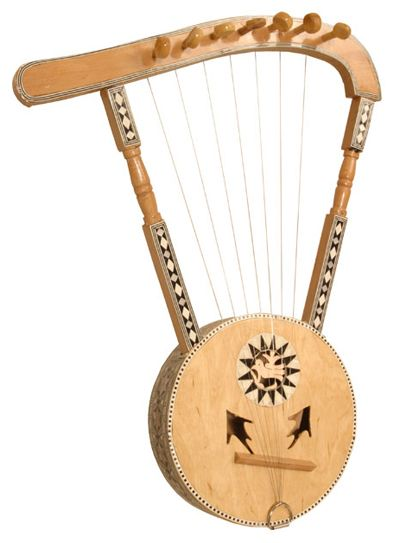 ancient music instruments