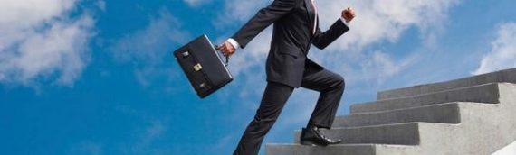 Climbing The Salesforce Ladder Of Success