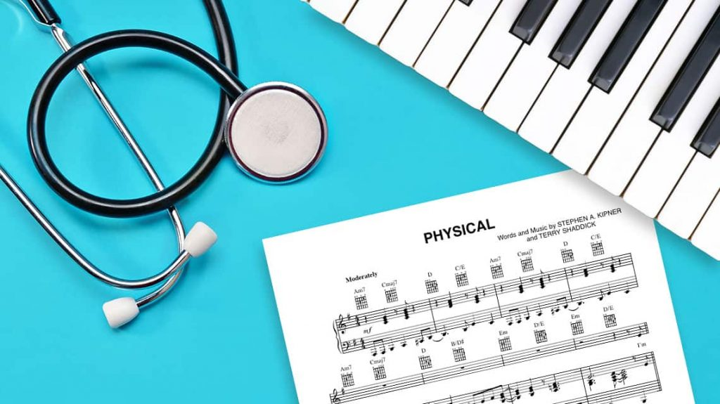 Image Represents the health Benefits of Music