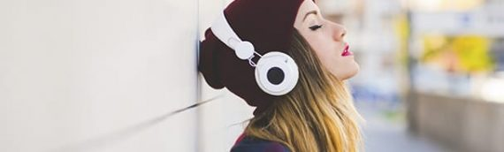 Get healthier with music