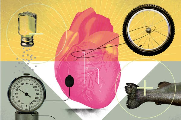 Image represents the healthy habits for Heart concept