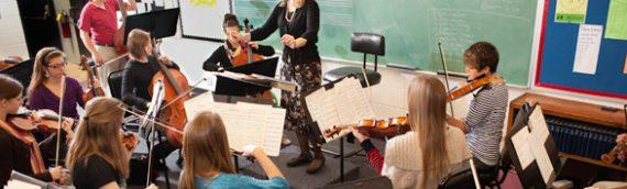 Music Education impacts academic success