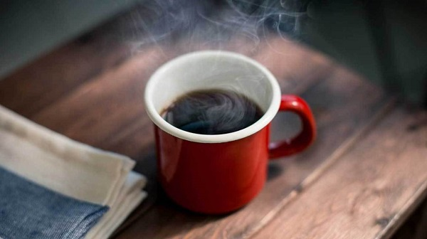 Hot & Delicious Cup Of Caffeine For Drink.
